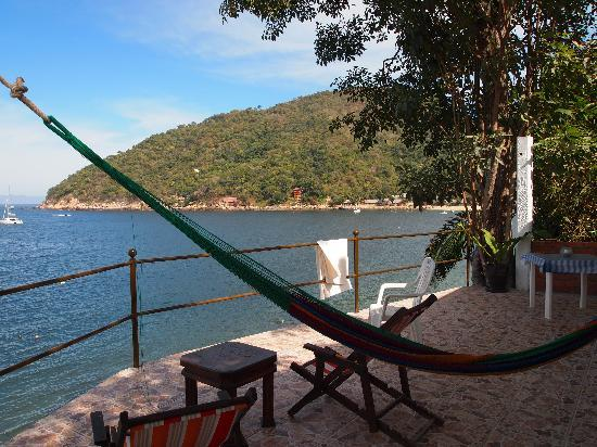 MiraMar Yelapa: View from balcony