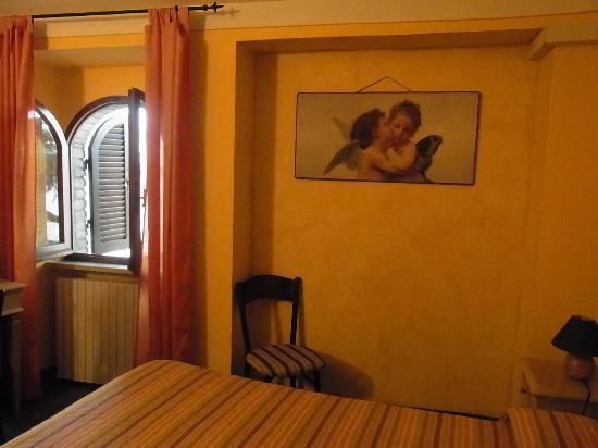 Hotel Berti: 部屋