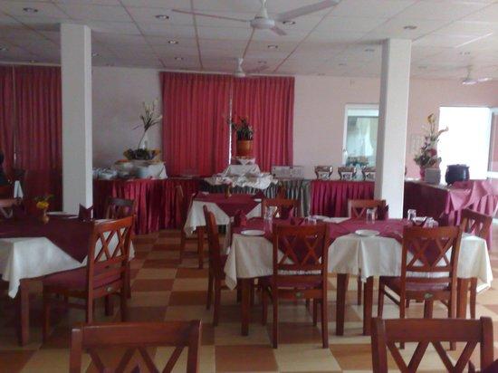 Siyanco Holiday Resort: レストラン