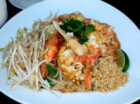Red corner asia asian restaurant 5267 hollywood blvd for Amazing thai cuisine north hollywood
