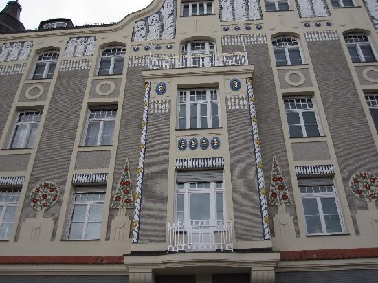 Schwabing: belle maison