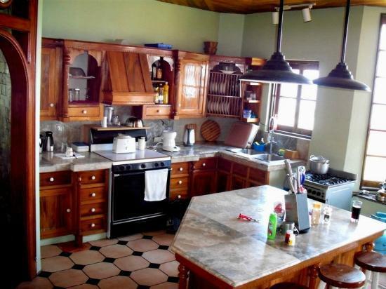 Villa Del Mare : Kitchen Area