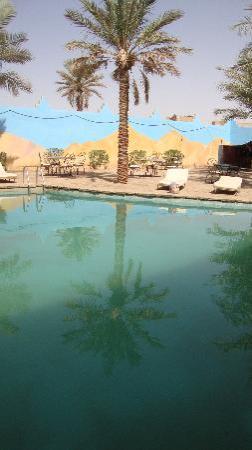 Hotel Chez Gaby : swimming pool