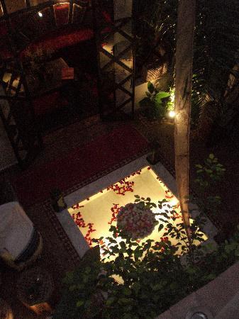 Riad Anais : Le patio