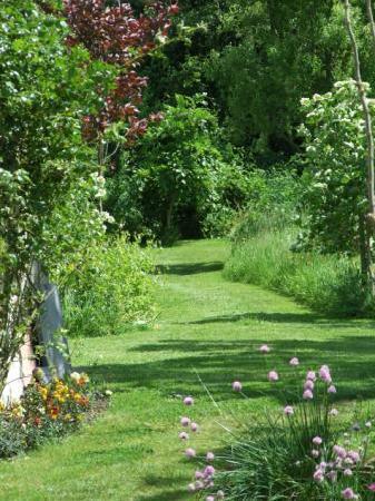 Mulsford Cottage B & B: A garden path