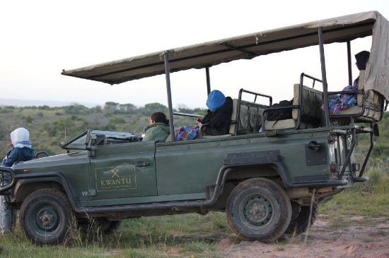 Kwantu Private Game Reserve: Volunteers