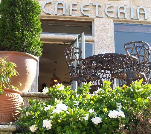 Hotel Arce: Cafeteria