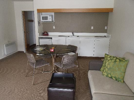 Amity Lodge Motel: Lots of space, very clean accomodation