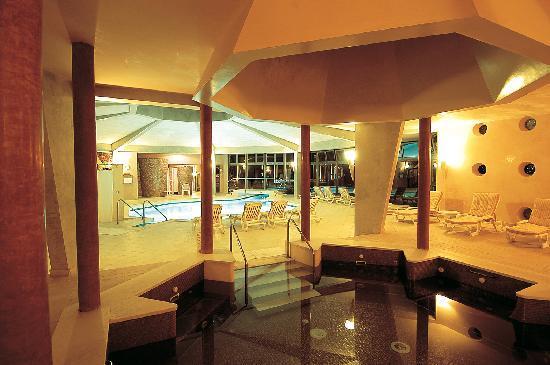 Hotel Terme Orvieto: Atmosfera serale