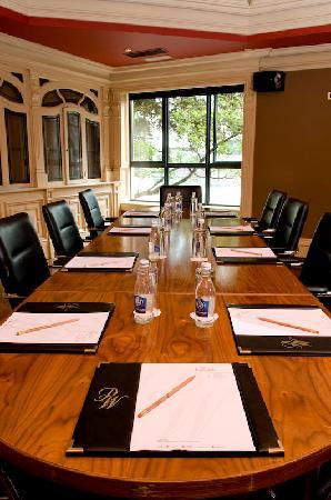 The Prince of Wales Hotel: Meetings