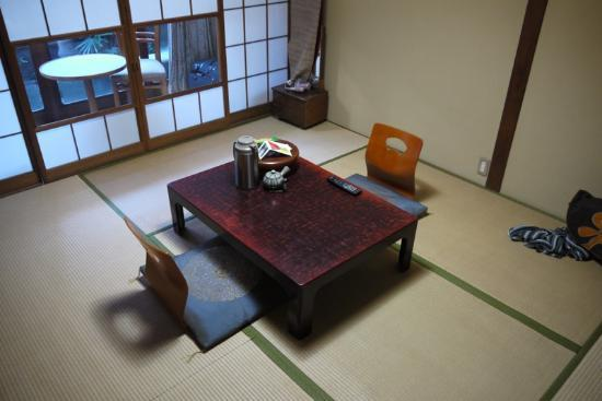 Traditional Kyoto Inn serving Kyoto cuisine IZUYASU: Room