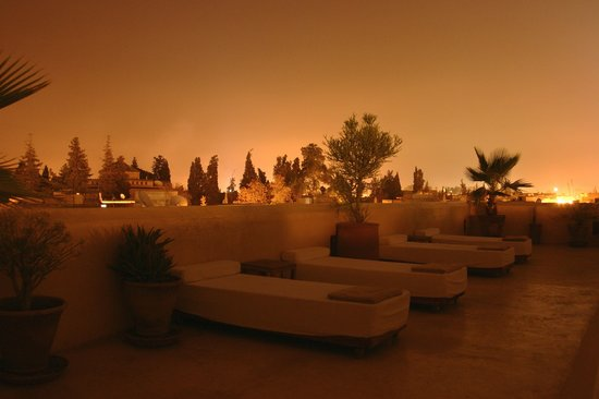Riad 72: Rooftop