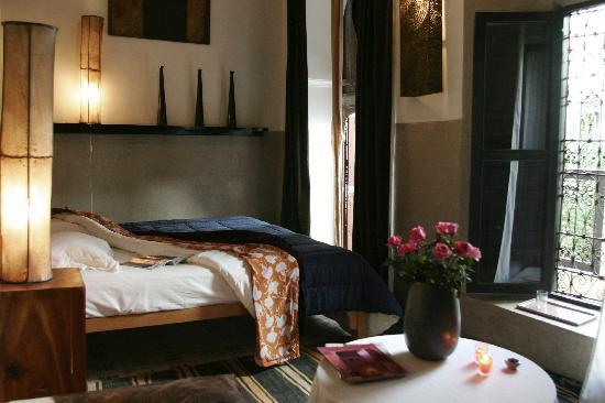 Riad 72: AMAL de luxe room