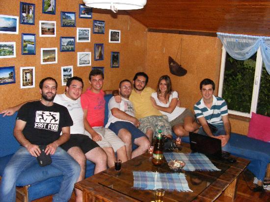 """Freedom Hostel Budva : Fun filled days at """"Freedom"""""""