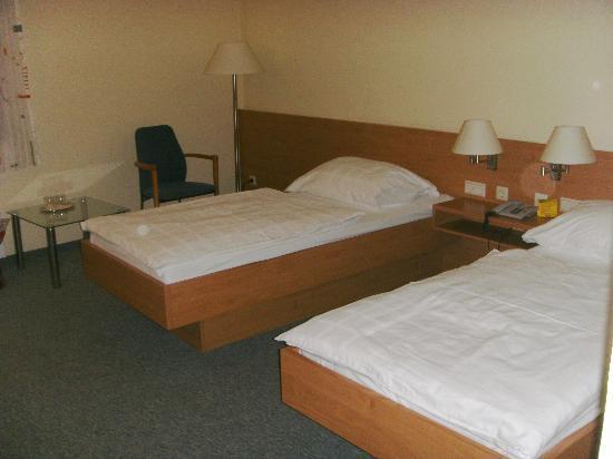 Hotel Vicedom: Zimmer