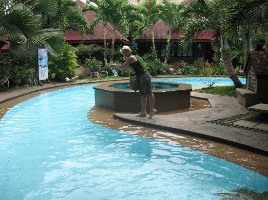 Alona Tropical Beach Resort: Pool