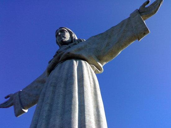 AJSA Tours: Christusstatue/Christ´s statue
