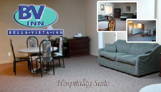 Humboldt, Canada : Room 104 Hospitality Suite