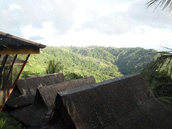 Estancia Resort: View from the veranda