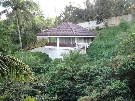 Estancia Resort: concrete casita