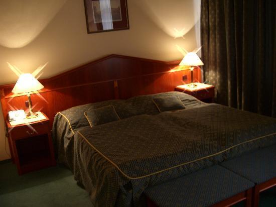 Hotel Carlton: foto camera matrimoniale