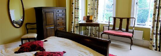 Thornton Hough, UK: Dragon Fly Room
