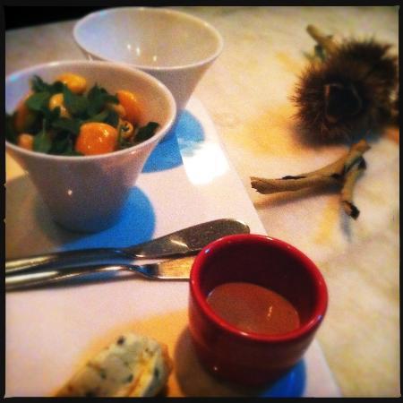 Taberna 2780: Table- Autumn decor