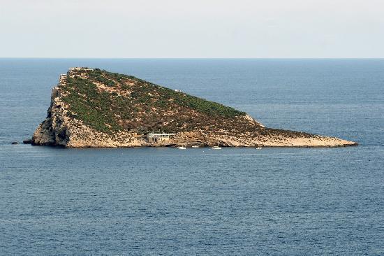 Isla de Benidorm - Island of Benidorm