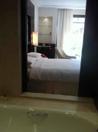 Park Hyatt Jeddah - Marina, Club & Spa: my room jan 2012