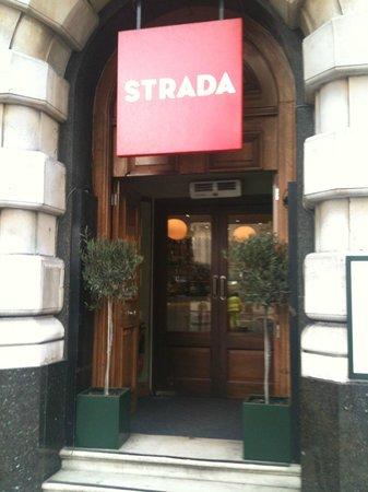Strada - St Pauls