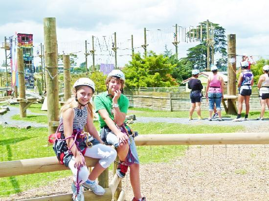 Image result for Rocket Ropes auckland