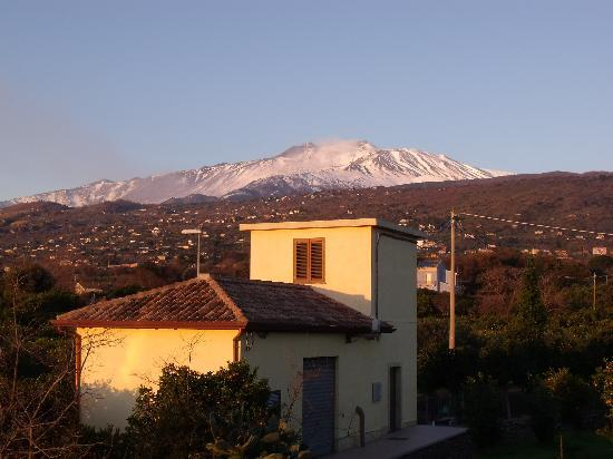 La Terra dei Sogni: View from our room