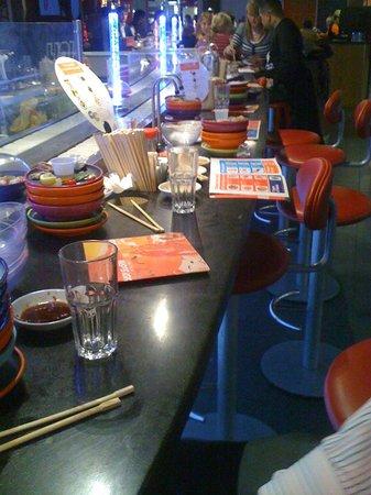 Yo! Sushi - Milton Keynes