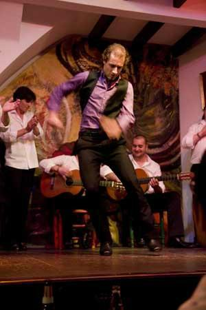 Tablao Flamenco Los Gallos: Powerful Flamenco dance ...