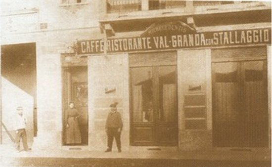 Vineria Valgranda dal 1906 : 100 anni di cucina piemontese