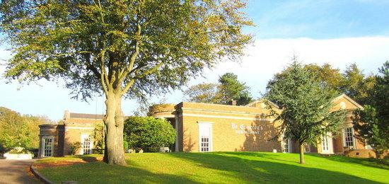 De Courceys Manor : Beautiful rural setting