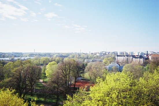 Photo of Park Kaisaniemen Puisto at Kaisaniemi, Helsinki, Finland