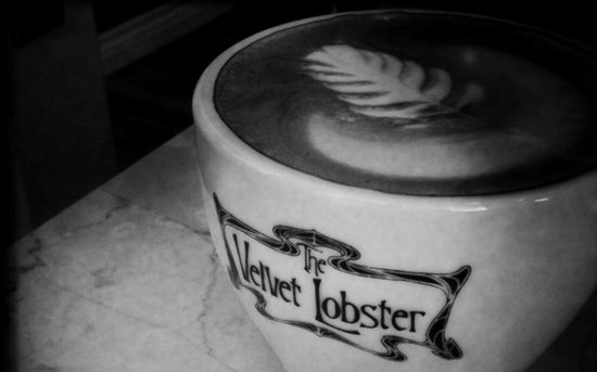 The Velvet Lobster : Cappuccino
