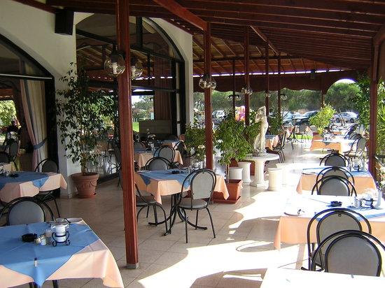 Dione Restaurant: The restaurant
