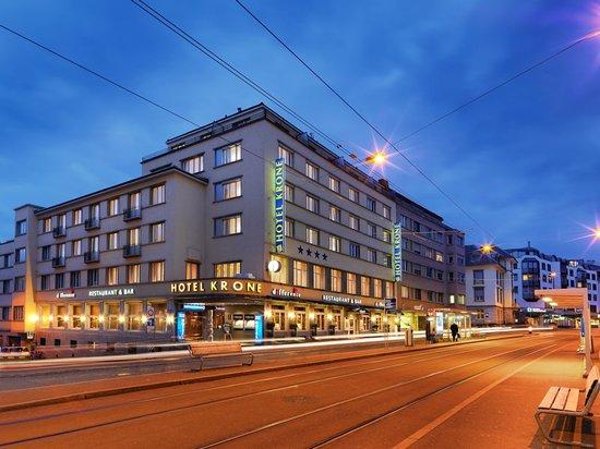 Hotel Krone Unterstrass: Aussensicht