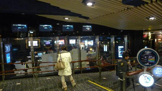 Langham Place Shopping Mall - Cinema
