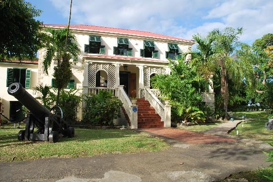 Discovery Bay by Rex Resorts: Sunbury plantation house