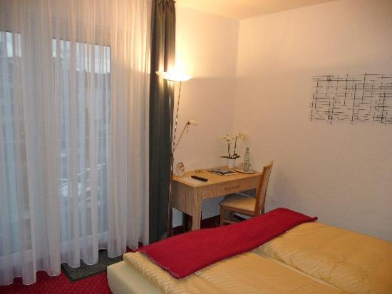 Hotel Sechzehn: Hotelzimmer