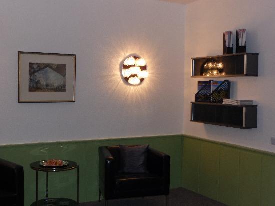 Hotel Sechzehn: Hotellounge