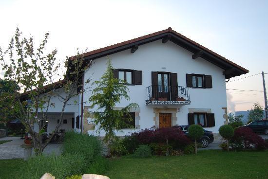 Hotel Aldori Landetxea: menudo caserio