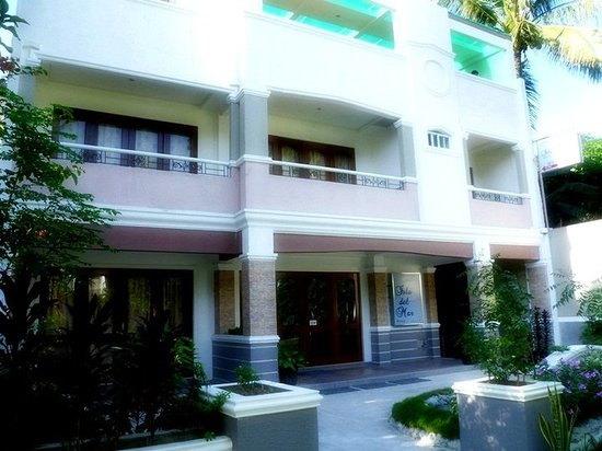 Isla Del Mar Boracay Beach Hotel: Welcome!