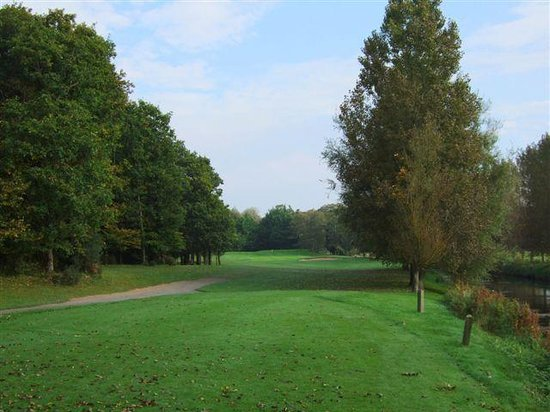 Portarlington, Ирландия: Seveenth Hole Par 3