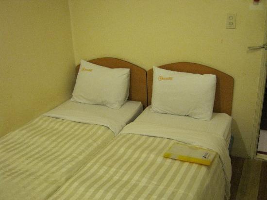 2nd Casa: Beds