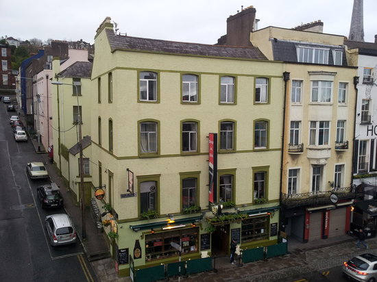 Windsor Inn Cork: Windsor Exterior