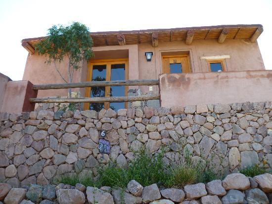 Cerro Chico : nuestra habitación, la número 6